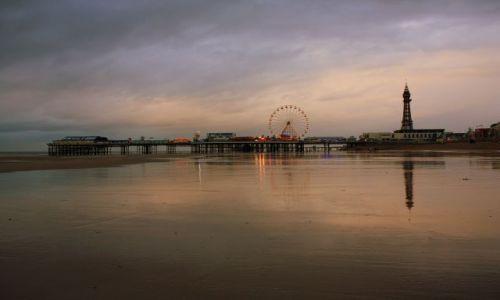 Zdjecie ANGLIA / North West England / Blackpool / Blackpool