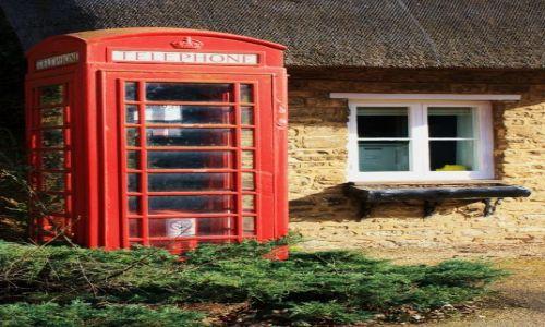 Zdjęcie ANGLIA / East Midlands / Grafton Anderwood / Obrazek z angielskiej prowincji