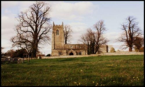 Zdjęcie ANGLIA / East Midlands / Warkton / Na angielskiej prowincji