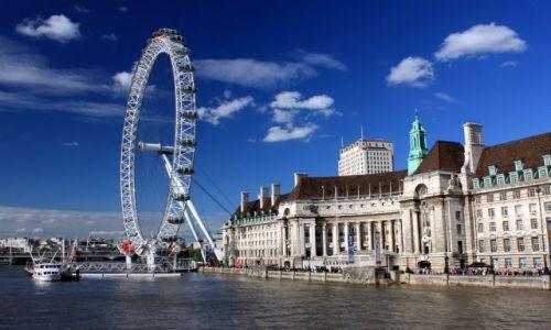 Zdjecie ANGLIA / Londyn / Londyn / Stolica