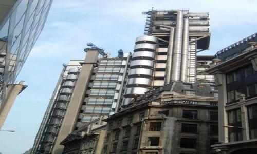 Zdjecie ANGLIA / brak / Londyn, Leadenhall Street / Londyn - Lloyd's of London