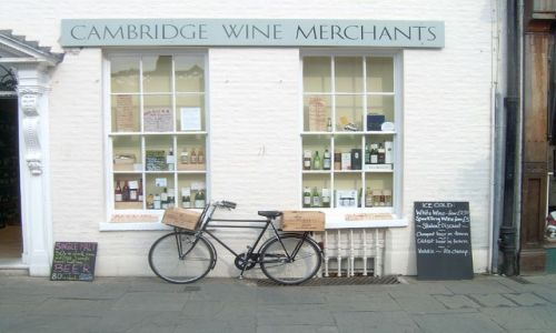 Zdjecie ANGLIA / brak / Cambridge / Cambridge - Wine Merchants