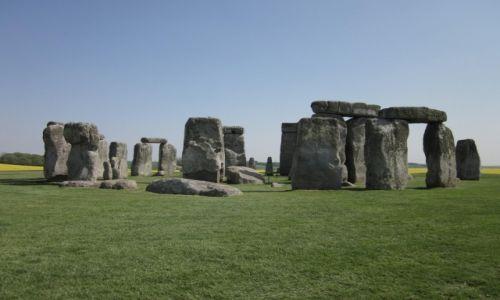Zdjecie ANGLIA / - / Stonehenge / Stonehenge