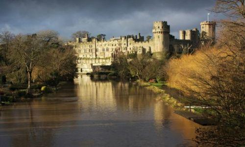Zdjecie ANGLIA / West Midlands / Warwick / Warwick Castle
