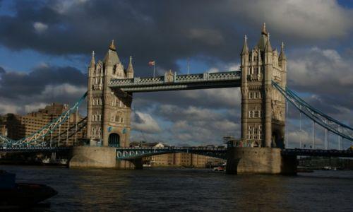 Zdjecie ANGLIA / Londyn / Londyn / Bridge Tower
