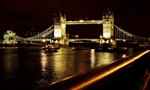Zdjecie ANGLIA / Miasto / Londyn / Most