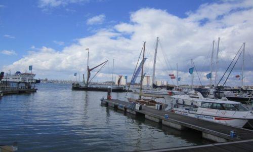 Zdjęcie ANGLIA / Hampshire / Portsmouth / Port