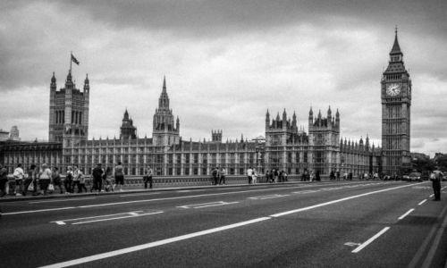 Zdjęcie ANGLIA / London / London / Pałac westminsterski