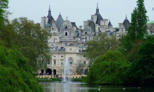 Zdjęcie ANGLIA / Londyn / Londyn / Las wieżyczek