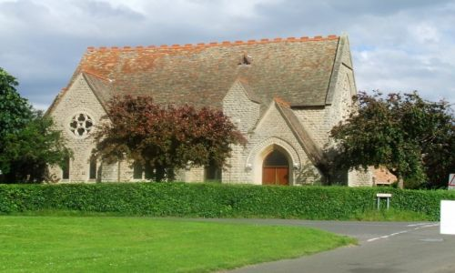 Zdjecie ANGLIA / Cambridgeshire / Fenstanton / Fenstanton United Reformed Church