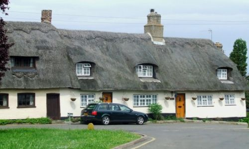 Zdjęcie ANGLIA / Cambridgeshire / Fenstanton / Fenstanton 2