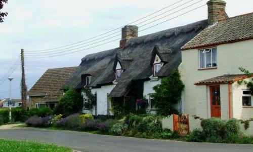 Zdjecie ANGLIA / Cambridgeshire / Fen Stanton / Fen Stanton