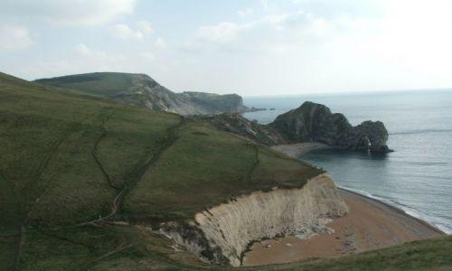 Zdjęcie ANGLIA / Dorset / Durdle Door / Zachwyt!