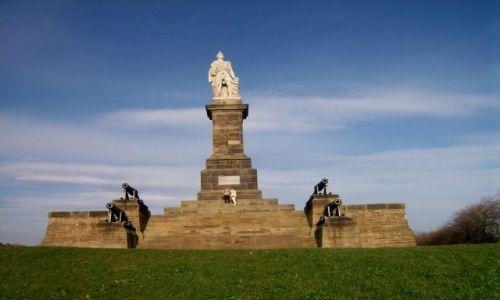 Zdjecie ANGLIA / Północna Anglia / Tynemouth / Pomnik