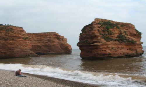 Zdjecie ANGLIA / Devon / Ladram Bay / Ladram Bay