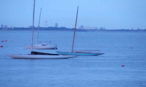 Zdjęcie ANGLIA / Isle Of White / poludniowa anglia / na spokojnie...