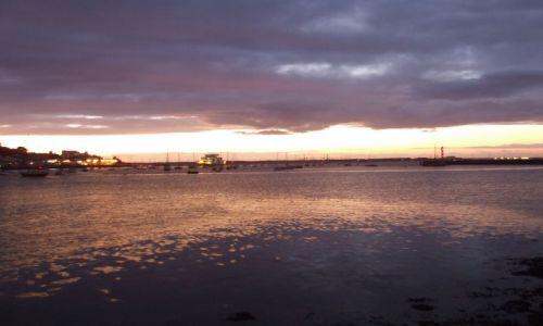 Zdjęcie ANGLIA / Isle Of White / poludniowa anglia / wschod czy zachod..?