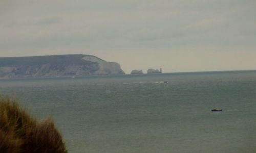 Zdjęcie ANGLIA / Bournemouth / poludniowa anglia / The Needles