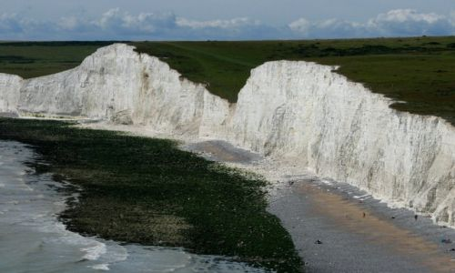 Zdjęcie ANGLIA / East Sussex /  Eastbourne / Beachy head 3