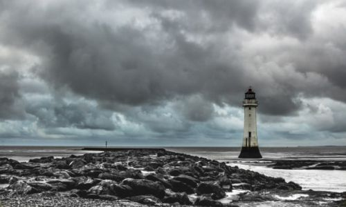 Zdjęcie ANGLIA / Wallasey / New Brighton / Lighthouse