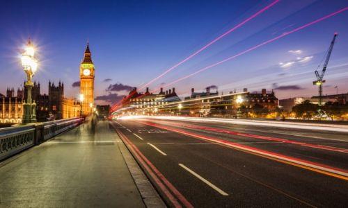 Zdjecie ANGLIA / Londyn / Londyn / Z prędkością światła
