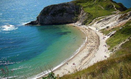 Zdjęcie ANGLIA / Różnie / Nad morzem / Plaża