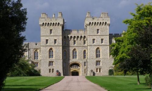 Zdjęcie ANGLIA / okolice Londynu / Windsor / Windsor