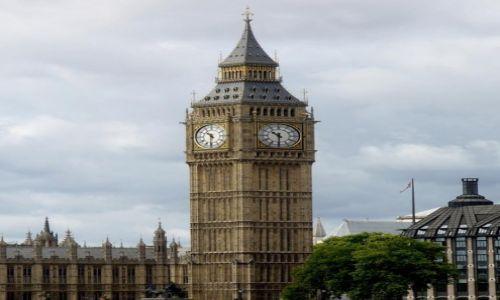 Zdjecie ANGLIA / Londyn / Londyn / Big Ben