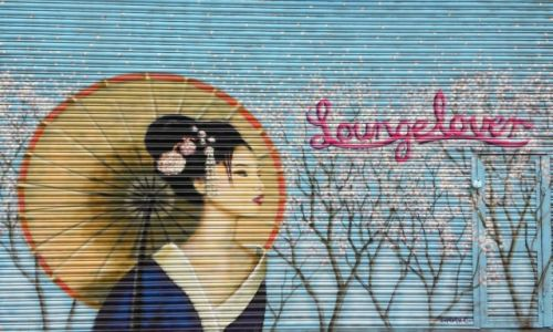Zdjecie ANGLIA / Londyn / Brick Lane / street art 3