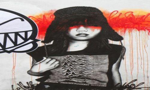 Zdjecie ANGLIA / Londyn / Brick Lane / street art 4