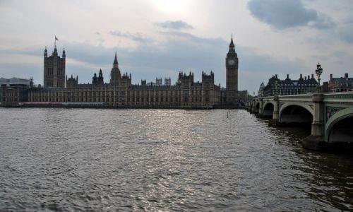 Zdjecie ANGLIA / Londyn / Londyn / Big Ben...