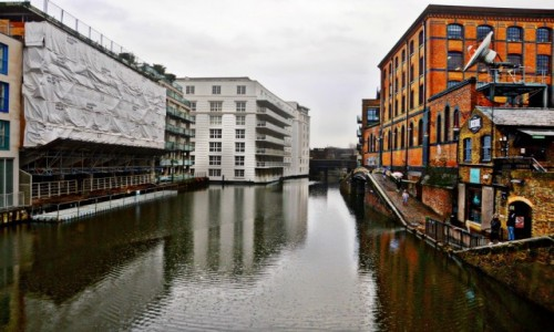 Zdjecie ANGLIA / - / Londyn / Camden Town