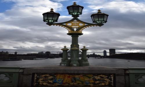 Zdjecie ANGLIA / Londyn / Londyn / Westminster Bri