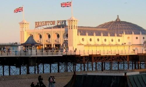 Zdjecie ANGLIA / Wielki Londyn / Brighton / Brighton
