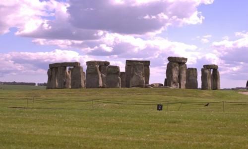 Zdjęcie ANGLIA / hampshire / stonehange / stonehange