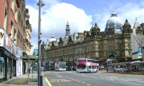 Zdjecie ANGLIA / - / Leeds / ulica
