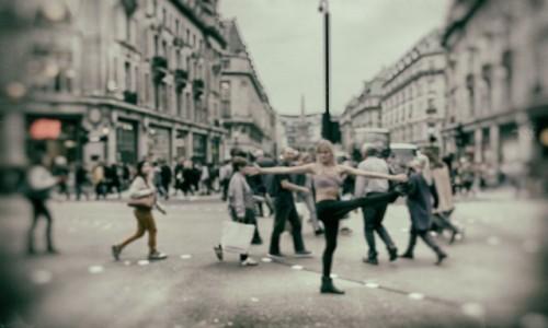 Zdjecie ANGLIA / Londyn / Londyn / strażnik
