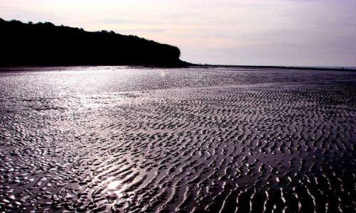 Zdjecie ANGLIA / North Norfolk / Hunstanton / Morze Północne