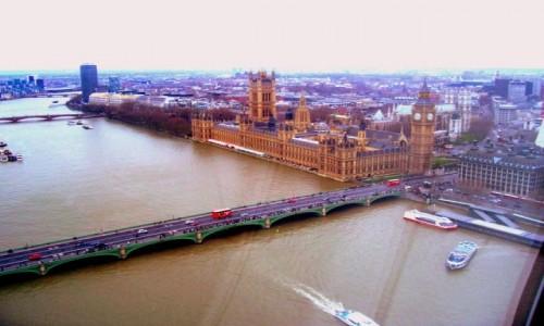 Zdjęcie ANGLIA / - / Londyn / rzut