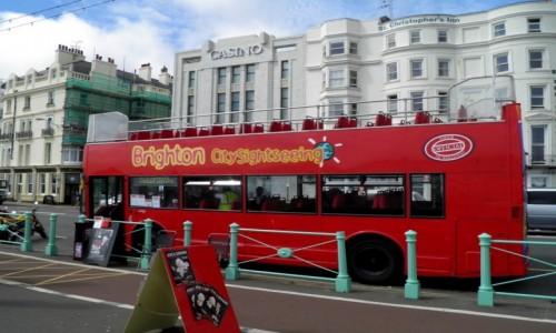 Zdjęcie ANGLIA / Wielki Londyn / Londyn / Piętrusem po mieście.