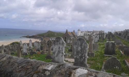 Zdjęcie ANGLIA / Cornwall / xxx / Celtycki widok na morze..