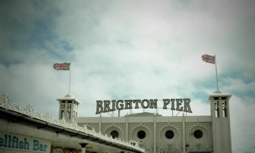 Zdjęcie ANGLIA / Wielki Londyn / Brighton / Brighton, molo z rozrywkami