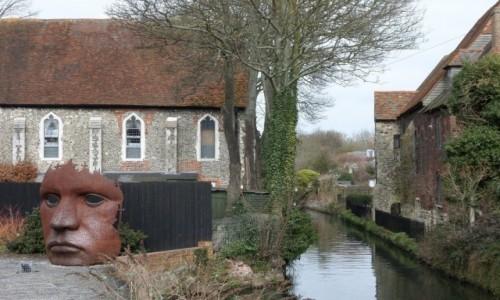 Zdjęcie ANGLIA / kent / Canterbury  / spojrzenie