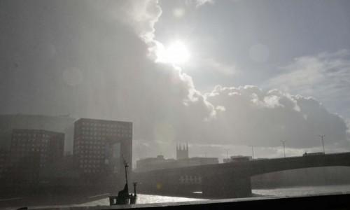 Zdjęcie ANGLIA / Londyn / Londyn / Londyn w deszczu