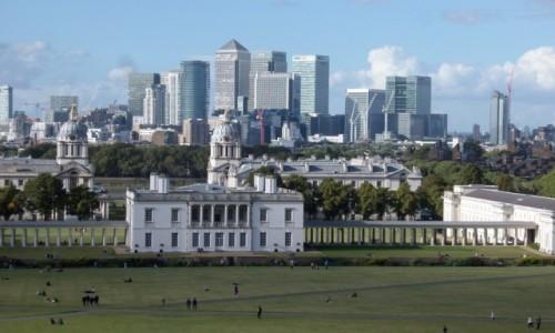 Zdjecie ANGLIA / Londyn / Londyn / Panaroma