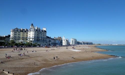 Zdjęcie ANGLIA / Eastbourne / Eastbourne / Sopot w angielskim stylu