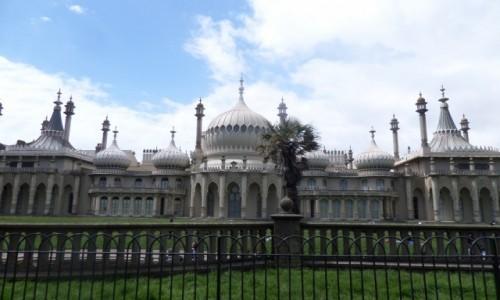 Zdjęcie ANGLIA / Brighton / Brighton / Palace Królowej Wiktorii