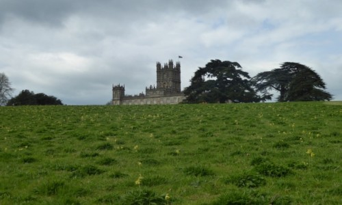 Zdjecie ANGLIA /  North Wessex / Highclere Castle / Downton Abbey II