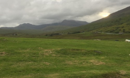 Zdjecie ANGLIA / - / walia / Snowdonia