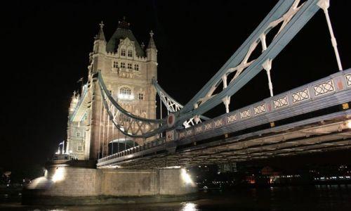 Zdjecie ANGLIA / brak / Londyn / Tower Bridge